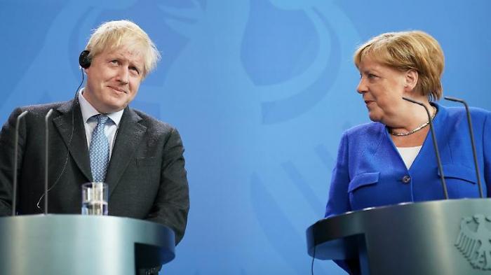 Johnson hat zwei Brexit-Vorschläge für EU