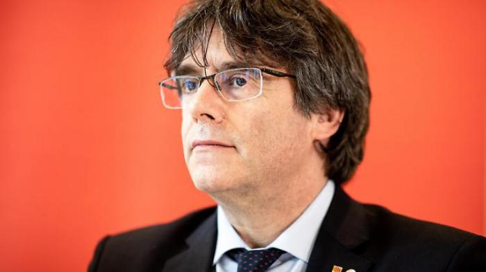 Puigdemont meldet sich bei belgischer Polizei