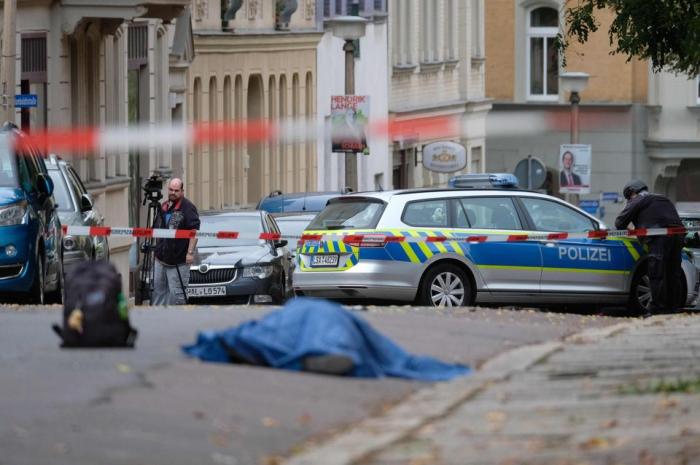 Fusillade de Halle:   Merkel dénonce un «attentat»