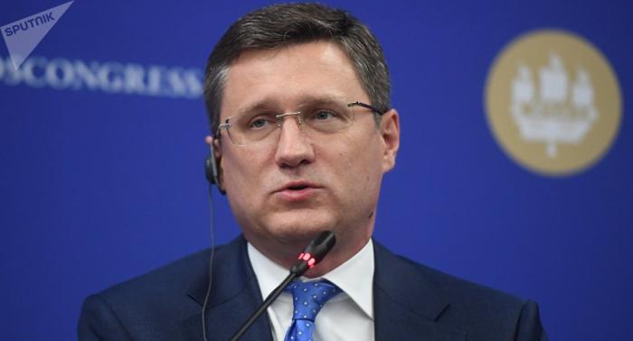 """وزير الطاقة الروسي: لم ننفذ كامل تعهدات """"أوبك+"""" في سبتمبر"""