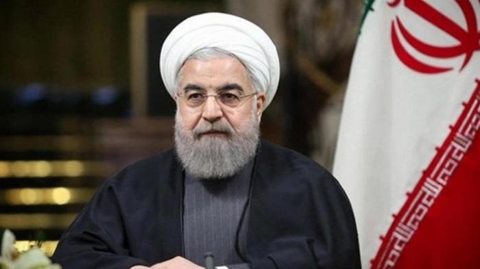 Ruhani Trampla görüşdən imtina etməsinin səbəbini açıqladı