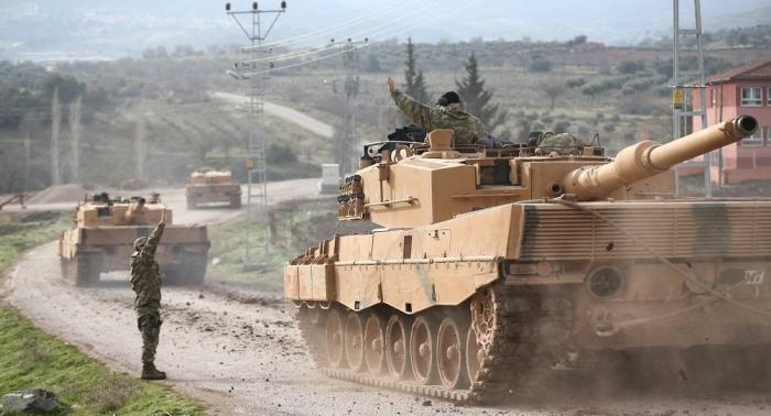 الدفاع التركية تعلن تحييد 415 مسلحا من الفصائل الكردية ضمن عمليتها العسكرية شمالي سوريا
