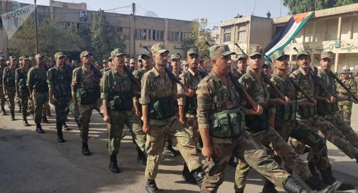 """وكالة: الجيش السوري يدخل بلدة تل تمر بريف الحسكة لمواجهة """"العدوان التركي"""""""
