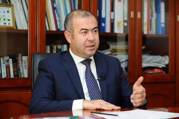 Rövzət Qasımov MSK sədrinin müavini oldu