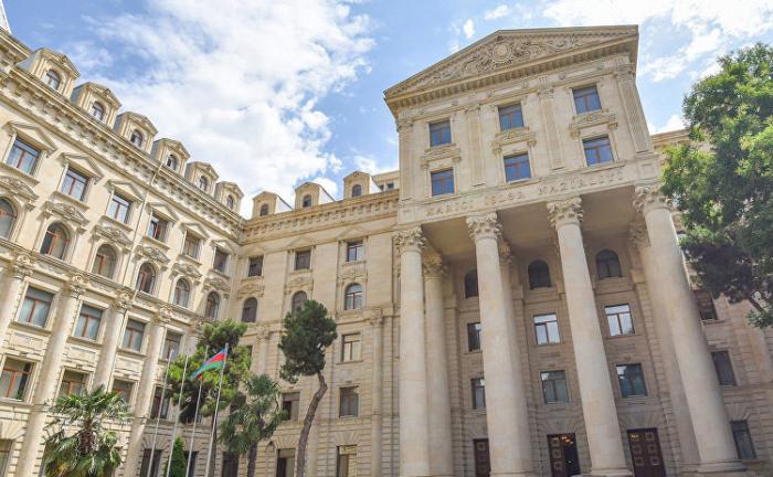 Le MAE azerbaïdjanaisa retiré les noms des membres du «Kuhner Foundation» suissede sa «liste noire»