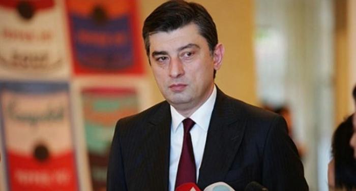 Georgischer Premierminister besucht Aserbaidschan