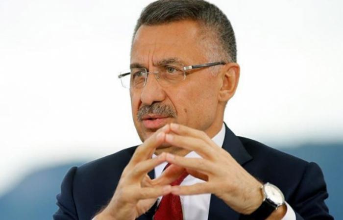 """""""Biz kürdlərə qarşı mübarizə aparmırıq"""" - Fuad Oktay"""