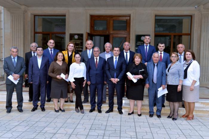2019-2021-ci illər üzrə kollektiv müqavilə imzalandı
