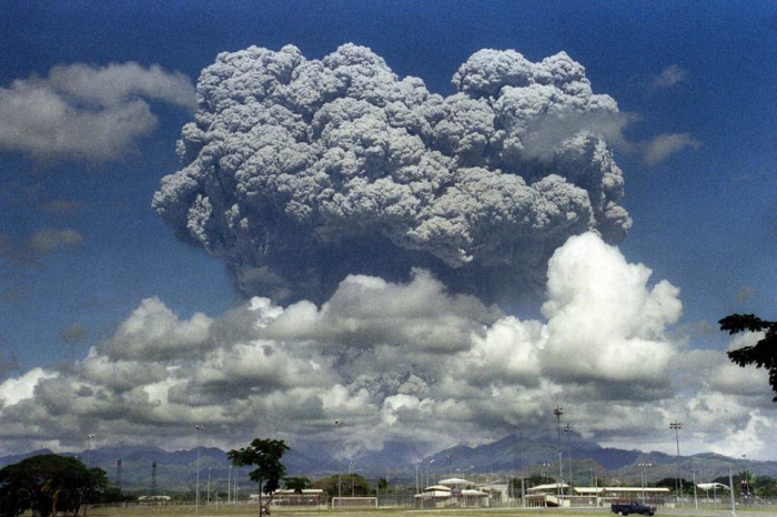 Sci-fi ways scientists could mimic volcanoes to avert climate crisis