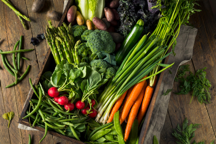 Seasonal diets could be the answer to food sustainability