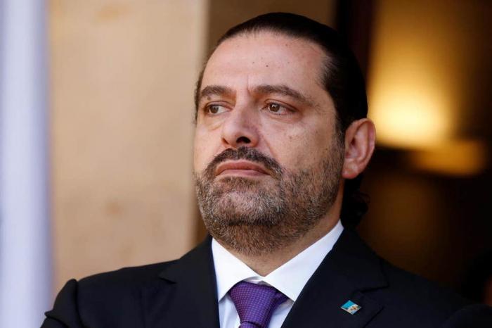 Lebanon's prime minister