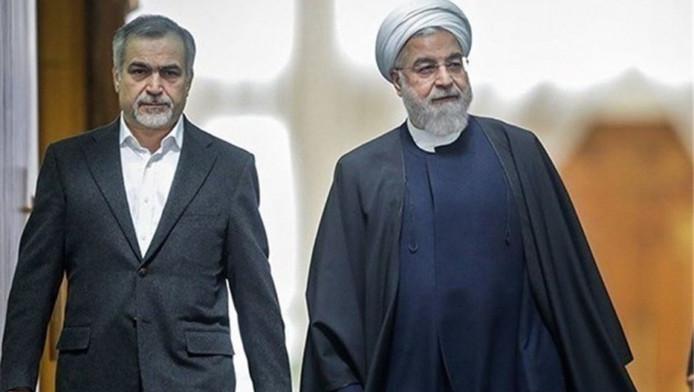 Iran:   le frère du président Rohani condamné à cinq ans de prison ferme