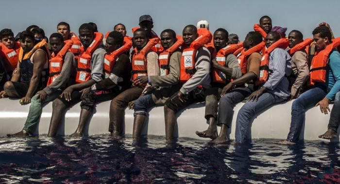 Uno nennt Zahl der Todesfälle unter Migranten bei Flucht übers Mittelmeer