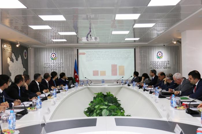 Azerbaijan developing innovation strategy