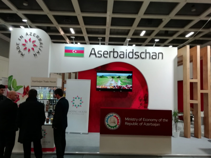 Azerbaijani products to be presented in Germany
