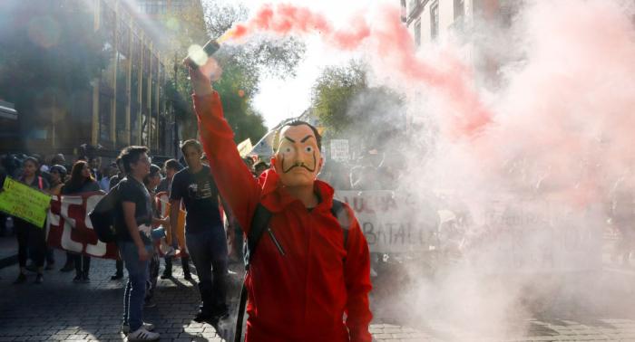Miles recuerdan masacre de universitarios en 1968 y llaman a un cambio social en México