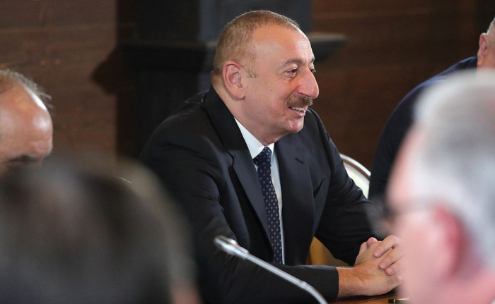 Ilham Aliyev: Russia is a very important partner, friend for Azerbaijan
