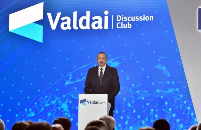 Ilham Aliyev: Karabakh is Azerbaijan and 'exclamation mark'