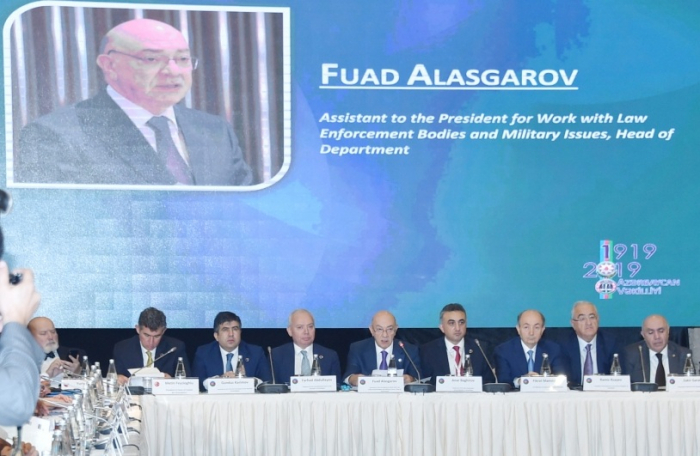 Number of lawyers in Azerbaijan doubled – top official