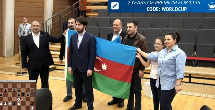 Teimour Radjabov becomes first winner of FIDE World Cup in Azerbaijan's history