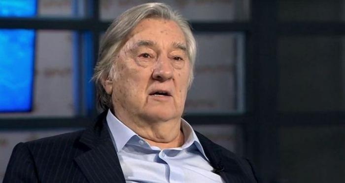 Alexandre Prokhanov:   La salle applaudissait Ilham Aliyev