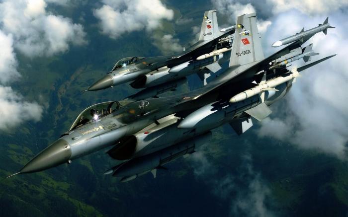 Turkish fighter jets neutralize 17 PKK terrorists in northern Iraq