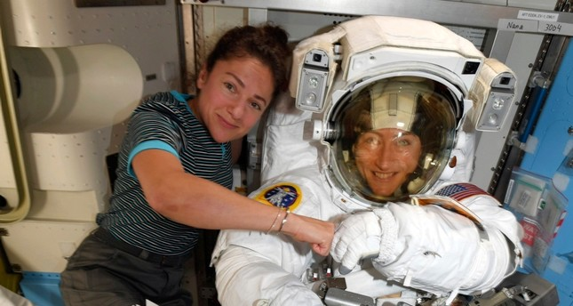 All-female spacewalk to take place in October, NASA says