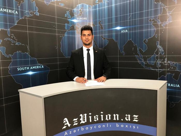 AzVision TV:  Die wichtigsten Videonachrichten des Tages auf Deutsch  (09. Oktober) -VIDEO