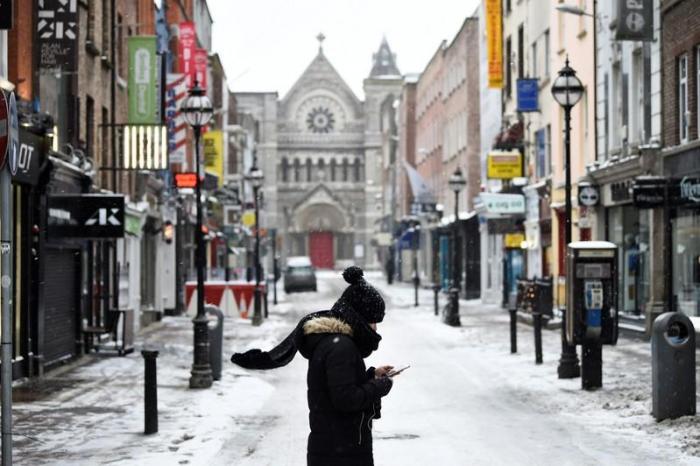 Brexit-Sorgen drücken irische Verbraucherstimmung auf Sechs-Jahres-Tief