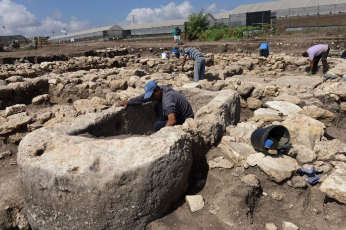Archaeologists discover remains of 5,000-year-old city in Israel