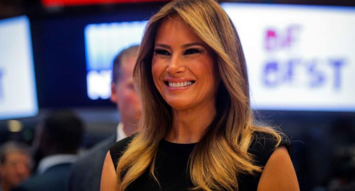 ¿Ha Melania Trump mentido sobre hablar fluido en cinco idiomas?