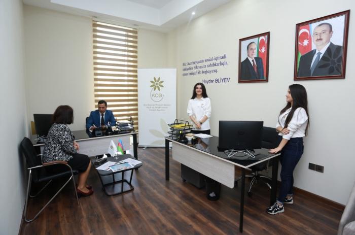 """Növbəti """"KOB Dostu"""" İmişlidə fəaliyyətə başlayıb"""