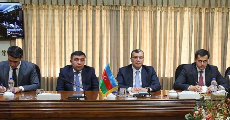 Sahil Babayev İranda səfərdədir