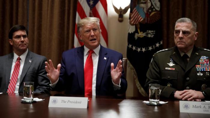 Republikaner kritisieren Trumps Syrienpolitik