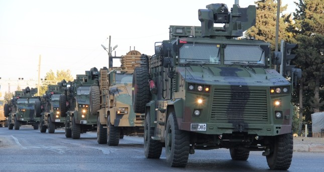 Turkey says preparations complete for Syria military operation
