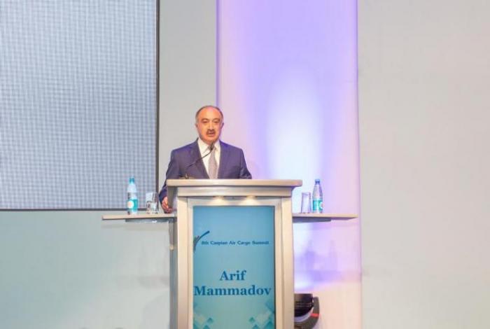 Bakú acoge la Cumbre Internacional Caspian Air Cargo