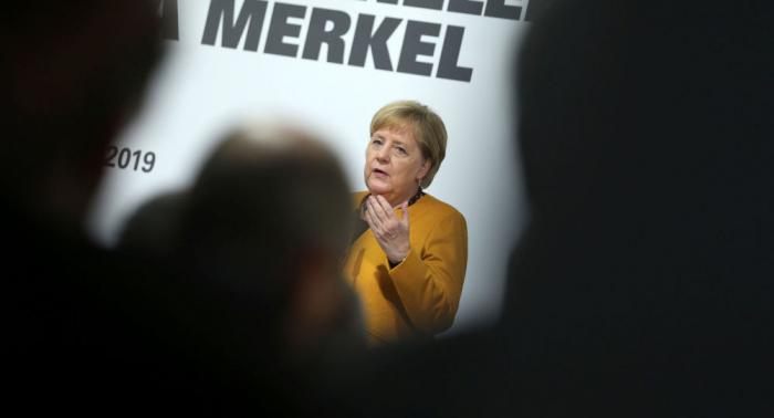 """Falls Nordirland Zollunion verlässt: Merkel hält Brexit-Deal für """"höchst unwahrscheinlich"""""""