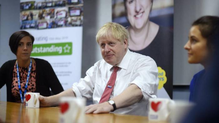 La negociación del Brexit se hunde y Johnson busca echar la culpa a la UE