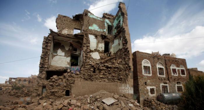 Hutíes estiman en 205 la cifra de civiles muertos en dos meses de ataques aéreos en Yemen