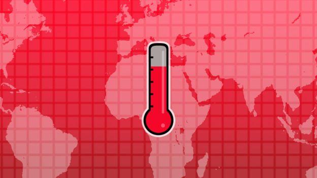 Hundreds of temperature records broken over summer