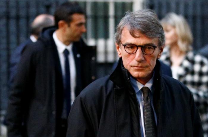 EU-Parlamentspräsident - Kein Fortschritt bei Brexit-Gesprächen