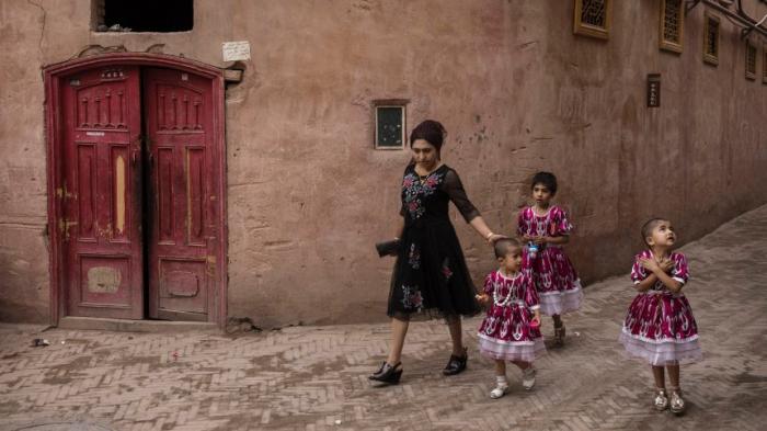 China empört über US-Sanktionen wegen Uiguren