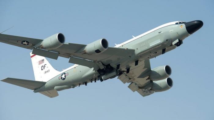 Venezuela detecta un avión de inteligencia estadounidense en su región de información de vuelo