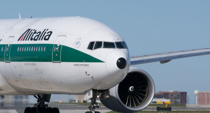 Alitalia cancela más de 200 vuelos debido a una huelga de 24 horas