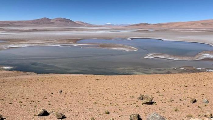 El Curiosity halla el rastro de un oasis en Marte