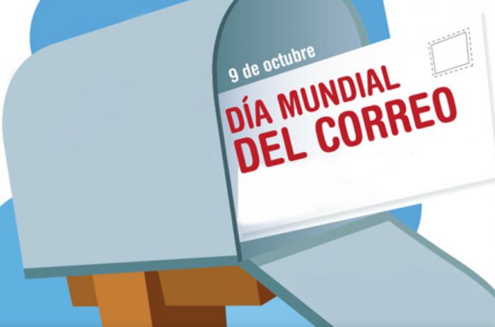 ¿Por qué se celebra el día del correo el 9 de octubre?
