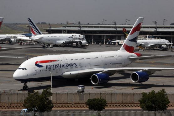 British Airways owner IAG commits to net zero carbon emissions by 2050