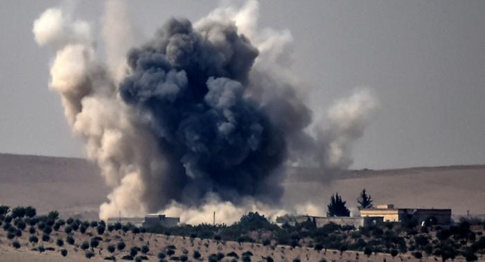 """Türkisches Verteidigungsministerium meldet   174 """"vernichtete Terroristen""""   bei Operation in Syrien"""