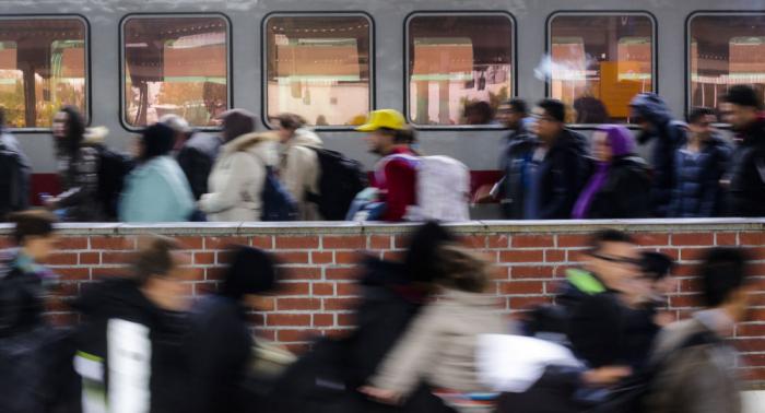Zahl der Asylbewerber in Europa bis August klar höher als im Vorjahr