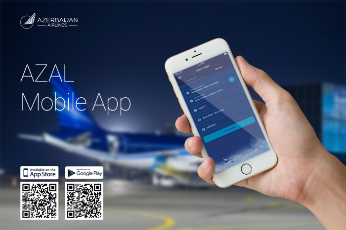 Azerbaijan Airlines introduces mobile app for iPhone, Android devices